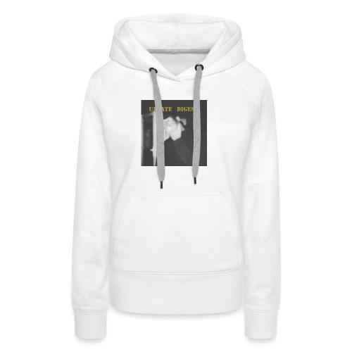 Uplate Digest Merchandise - Women's Premium Hoodie