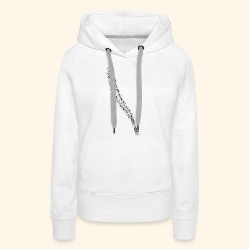 Muster_18 - Frauen Premium Hoodie