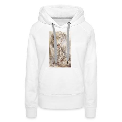 Angel B - Frauen Premium Hoodie