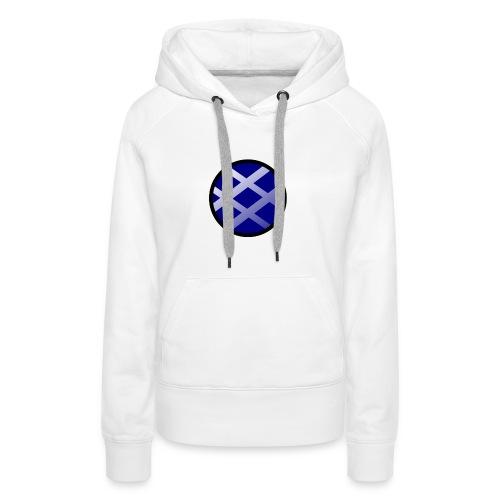 Logo církel - Women's Premium Hoodie