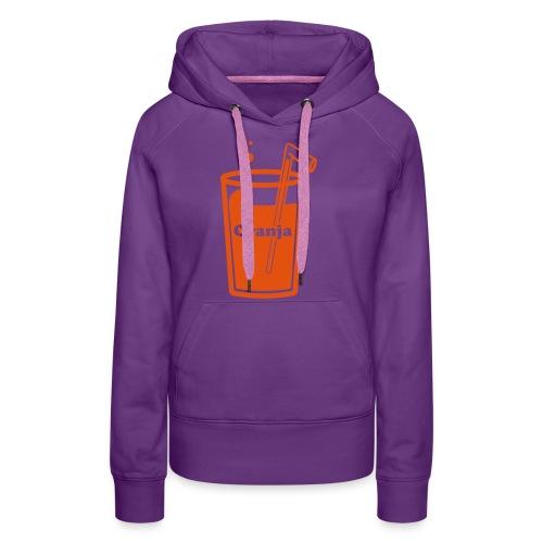 Oranja - Vrouwen Premium hoodie