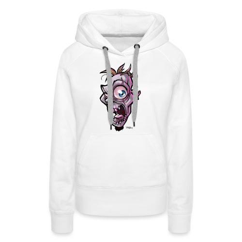Drawing Dead T-01 - Sweat-shirt à capuche Premium pour femmes