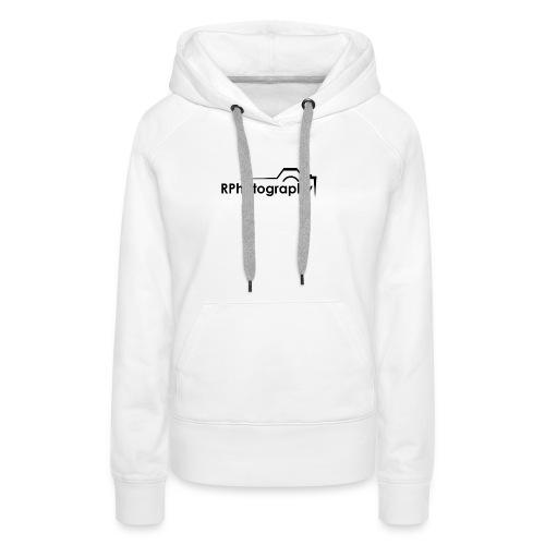 Mug RPhotography - Sweat-shirt à capuche Premium pour femmes