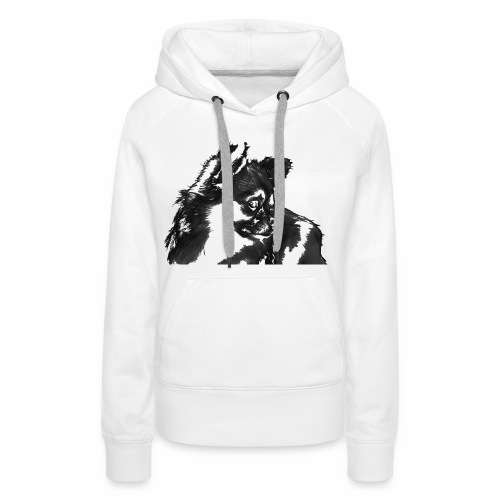 Chihuahua Design - Frauen Premium Hoodie