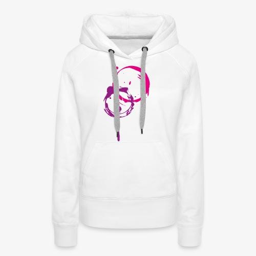 Kreise - Frauen Premium Hoodie