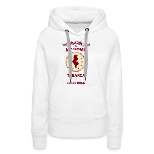 Welcome To My Home Tabarca - Women's Premium Hoodie