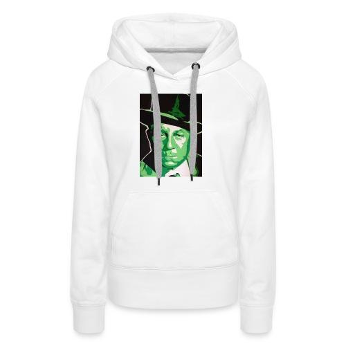 Tee shirt H Jean Gabin - Sweat-shirt à capuche Premium pour femmes