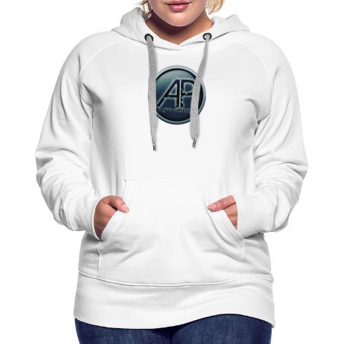 Logo Aphobia 3 - Vrouwen Premium hoodie