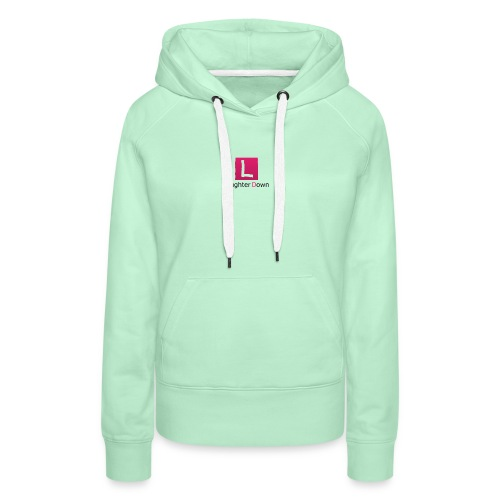 laughterdown official - Women's Premium Hoodie