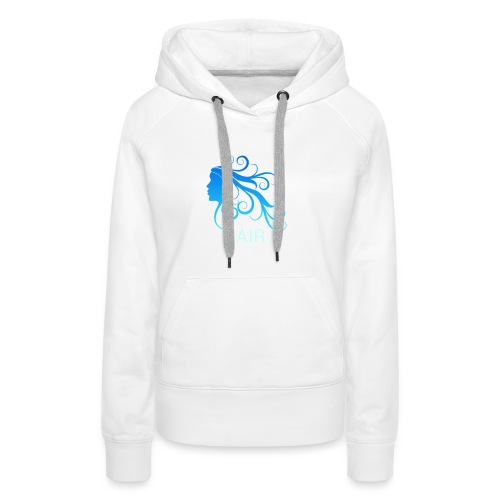 air womens wear - Women's Premium Hoodie