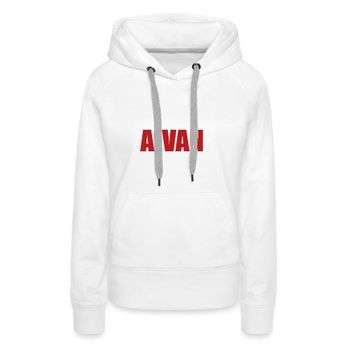 Aivan (Aivan) - Naisten premium-huppari