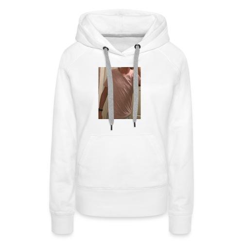 t-shirt uniseks - Vrouwen Premium hoodie