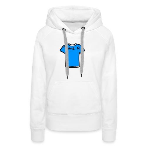 T and R - Vrouwen Premium hoodie