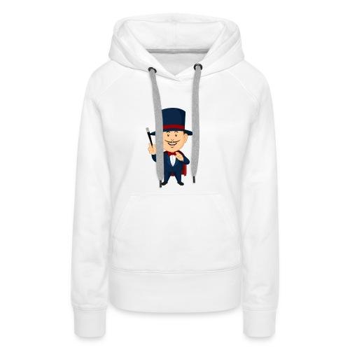 magician6 png - Vrouwen Premium hoodie