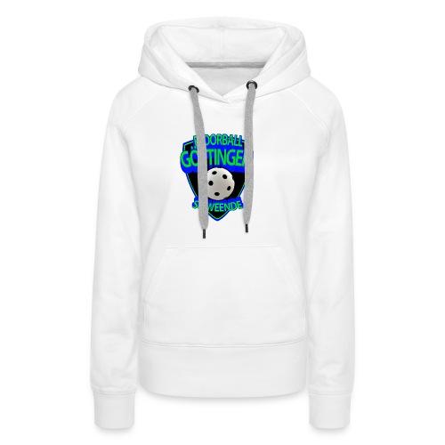 SCW Floorball Logo - Frauen Premium Hoodie