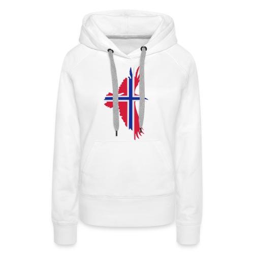 hrafnflag3 - Women's Premium Hoodie