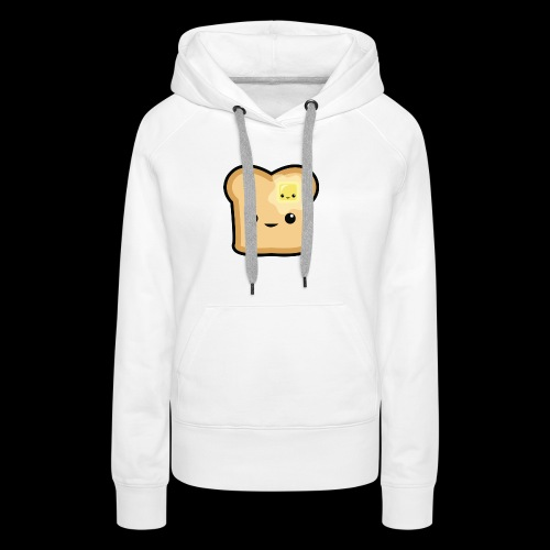 Toast logo - Frauen Premium Hoodie