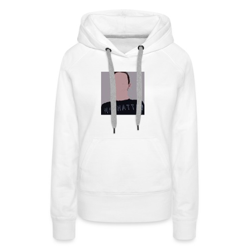 its my old logo - Women's Premium Hoodie