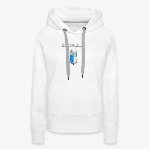 He Needs Some Milk - Vrouwen Premium hoodie