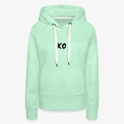 XO. - Women's Premium Hoodie