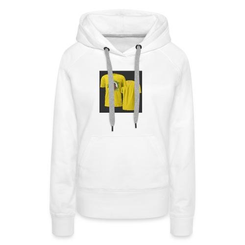 adopt NOVI MU - Sweat-shirt à capuche Premium pour femmes