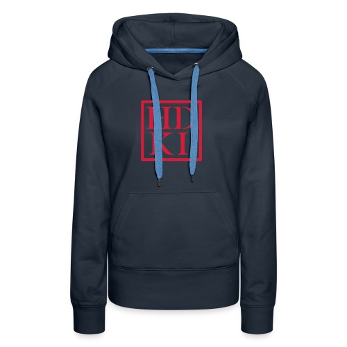 HDKI logo - Women's Premium Hoodie