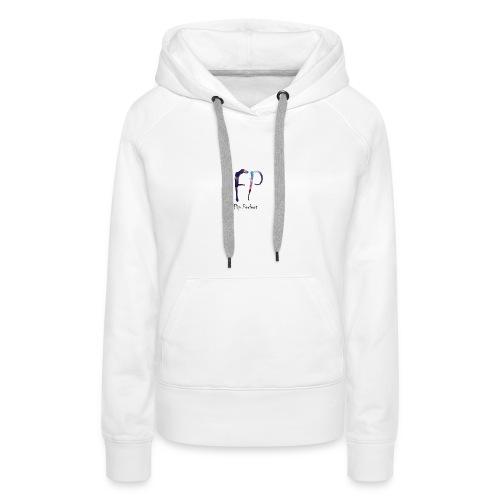 Flip prefect logo - Premium hettegenser for kvinner