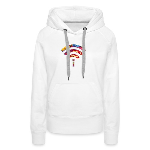 me wireless - Women's Premium Hoodie