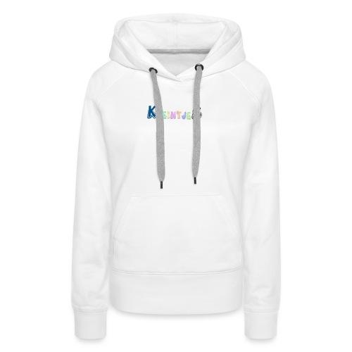 Kleintjes shirts - Vrouwen Premium hoodie
