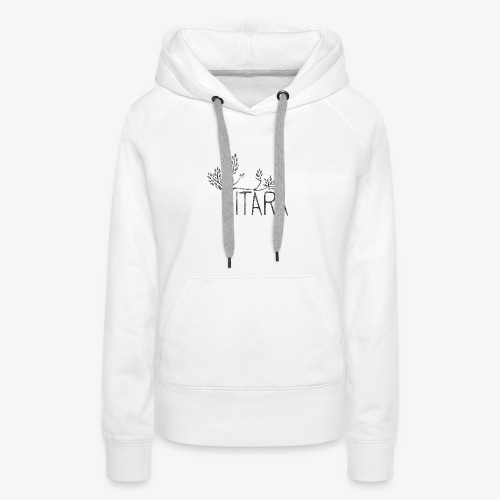 Kitara - Vrouwen Premium hoodie