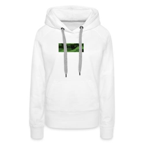 Camouflage IFREEZLP - Frauen Premium Hoodie
