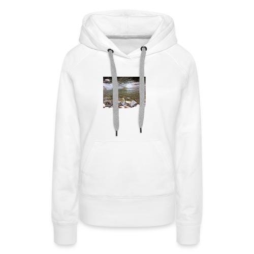 Bergbach2 - Frauen Premium Hoodie