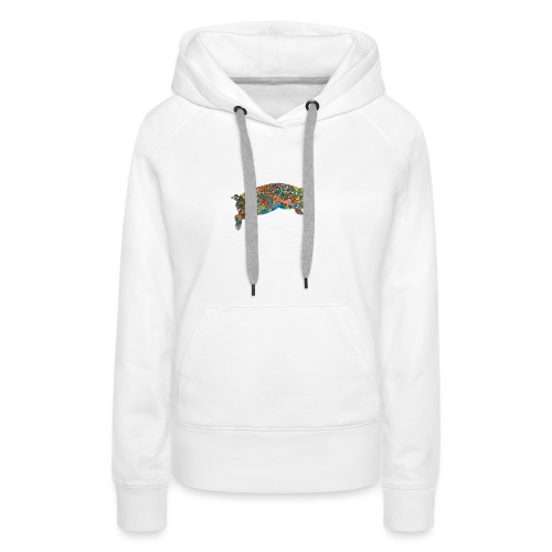 Time for a lucky jump - Women's Premium Hoodie