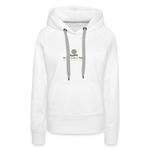 TechPK Branded T-Shirt - Women's Premium Hoodie