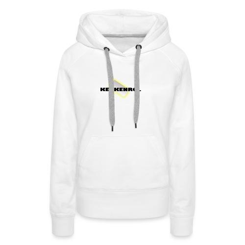 Keukenrol - Vrouwen Premium hoodie