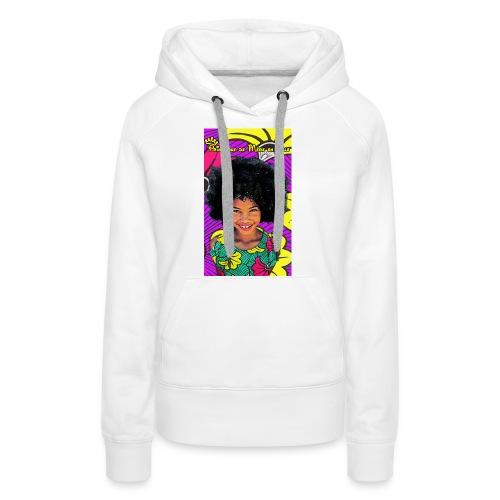 Princess - Sweat-shirt à capuche Premium pour femmes