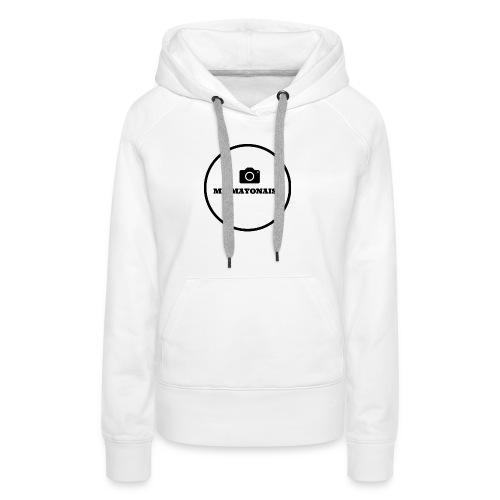 DE OFFICIELE MRM SHOP - Vrouwen Premium hoodie