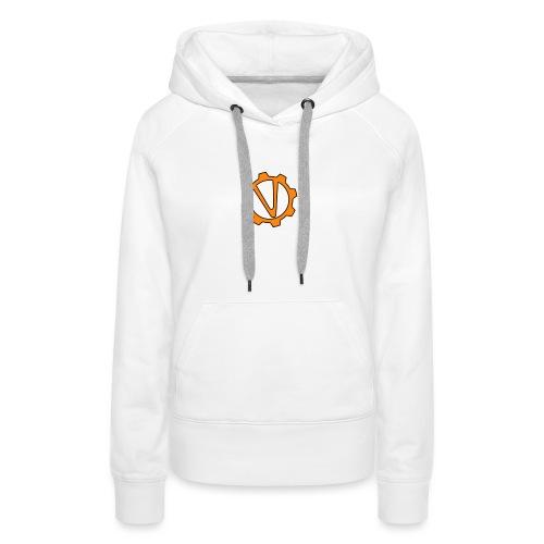 Geek Vault Merchandise - Women's Premium Hoodie