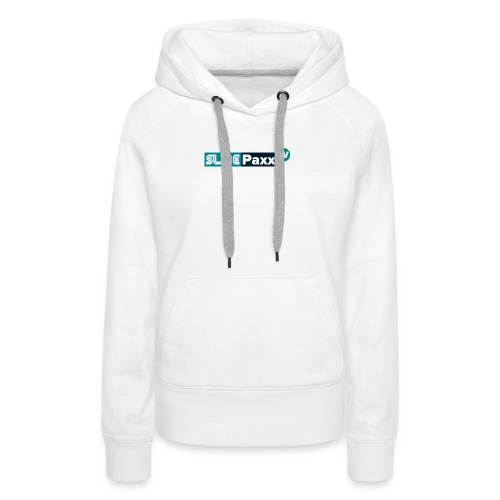 Logo SlinePaxxTV - Frauen Premium Hoodie