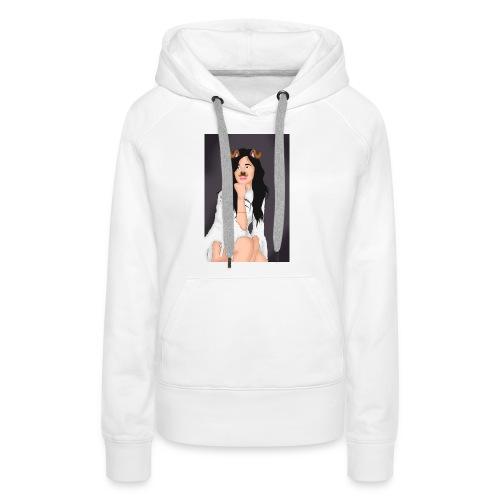 Camila - Women's Premium Hoodie