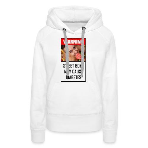 Sweet boys - Frauen Premium Hoodie