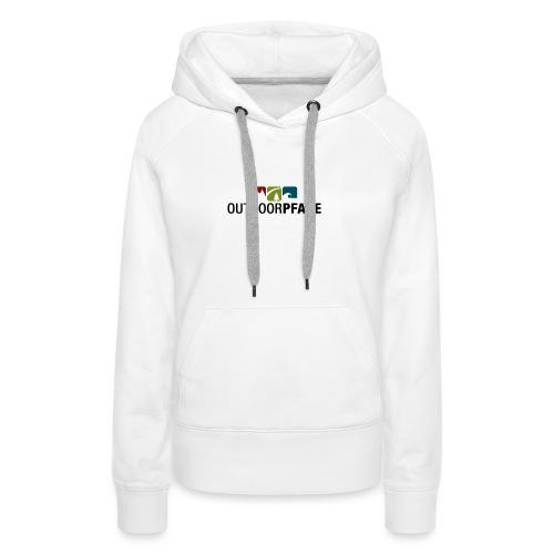 BergMensch#01m - Frauen Premium Hoodie