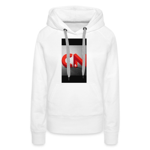 C&N freerun - Sweat-shirt à capuche Premium pour femmes
