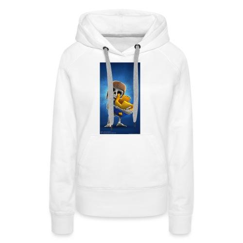 TheClashGamer t-shirt - Frauen Premium Hoodie