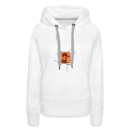 Code lyoko - Sweat-shirt à capuche Premium pour femmes