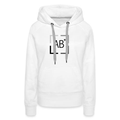 Basique AB* - Sweat-shirt à capuche Premium pour femmes