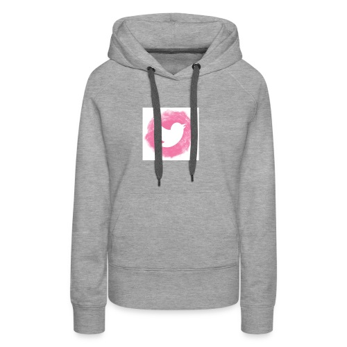 pink twitt - Women's Premium Hoodie