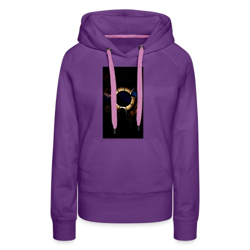 Find Light in the Dark - Women's Premium Hoodie
