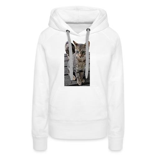 Katzenaugen - Frauen Premium Hoodie