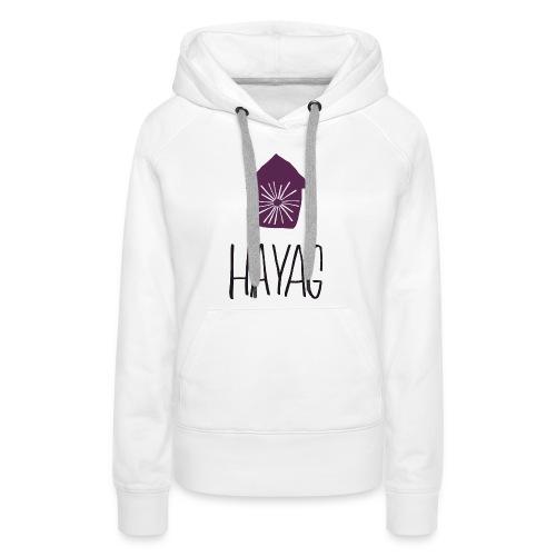 hayag - Frauen Premium Hoodie